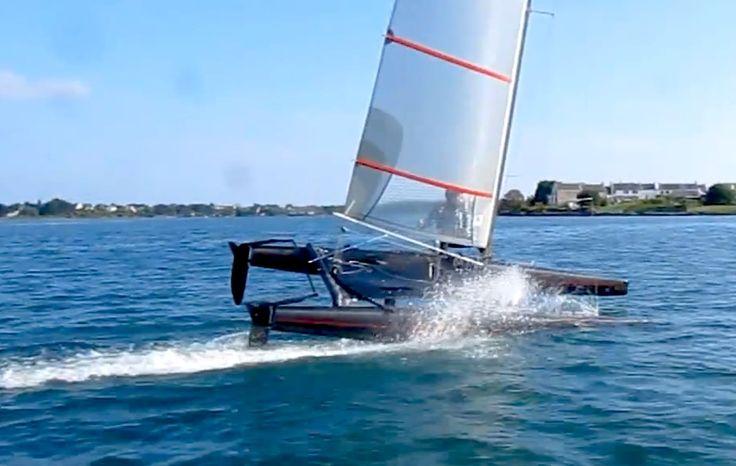 Sailing A Class