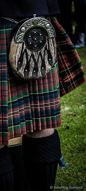 Sporran ... Scotland ...♥♥...
