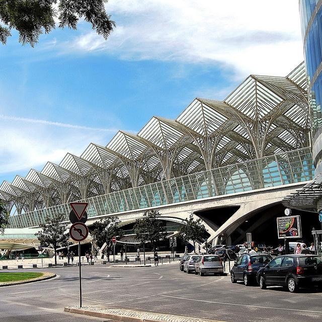 lisboa portugal arquitecto santiago calatrava