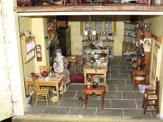 Cookie's World of Historic Dolls Houses and Miniatures