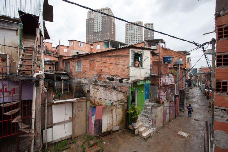 A favela do Parque Cidade Jardim: uma metáfora da São Paulo moderna