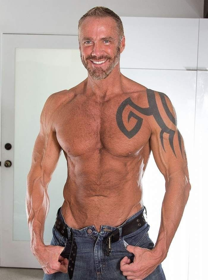 from Kamron jim walker bodybuilder gay anchor