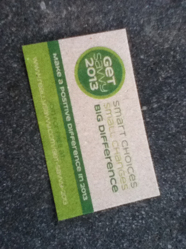 Business card free is best, but if you need them for work like I do, when your business cards finish switch to a #green supplier of marketing materials. Look for fsc or #recycled paper, ink free from harmful chemicals, and other credentials such as 'manufactured from wind power'. These cards are on recycled paper, the best eco solution available in Bali.