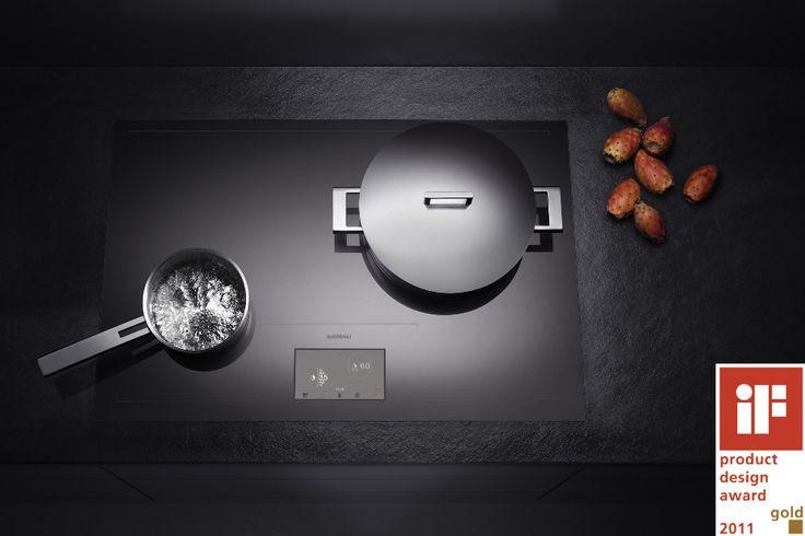 Gaggenau inductie kookplaat  #Poggenpohl