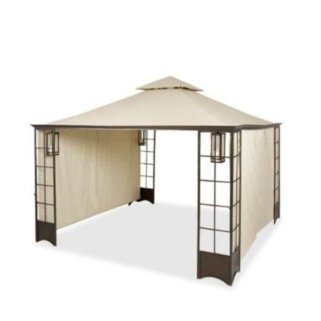 Replacement Canopy for Home Depot's Trellis Gazebo by Garden Winds. $149.99. This replacement canopy is custom designed for the 12' x 12' Trellis Gazebo sold at Home Depot, model number YJSG-153A, store item number 376645.. This replacement canopy is custom designed for the 12' x 12' Trellis Gazebo sold at Home Depot, model number YJSG-153A, store item number 376645. Garden Winds recommends that you purchase this canopy only if you have this particular gazebo. This canopy wil...