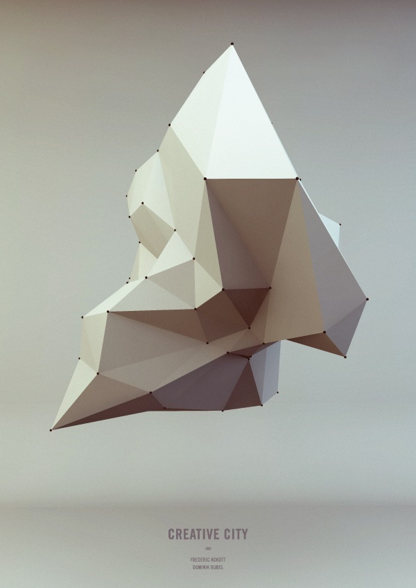 low poly - one day I want to make one of these