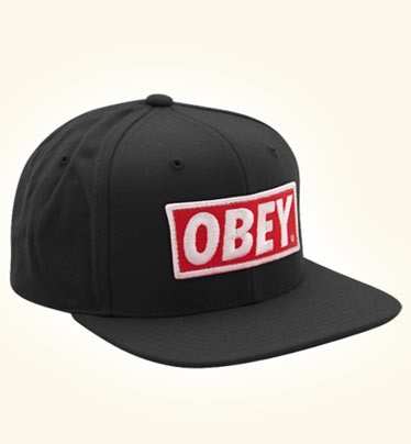 OBEY Cap Get it here now! http://www.bossnotin.com/OBEY-Snapback-Cap-72-design?search=Snapback