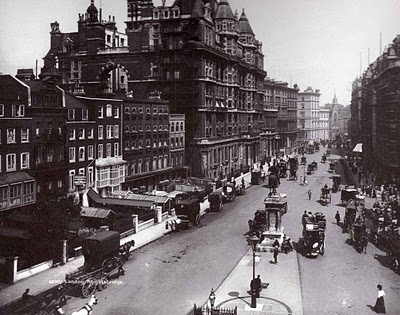 Knightsbridge,1896, looking east, London