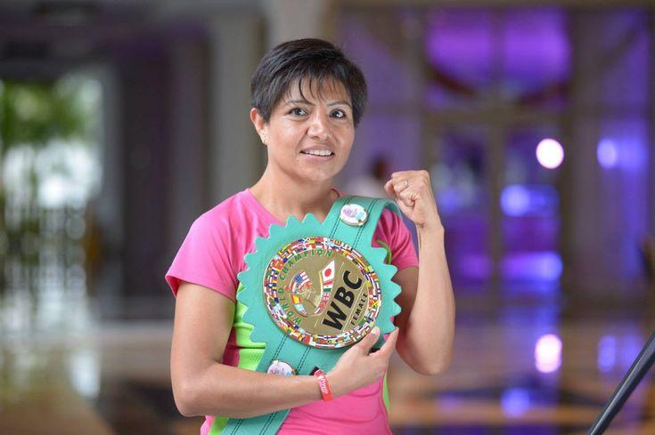 El luchar por un sueño es algo que motivo el darlo todo a Laura Serrano que es una pionera del boxeo femenil.