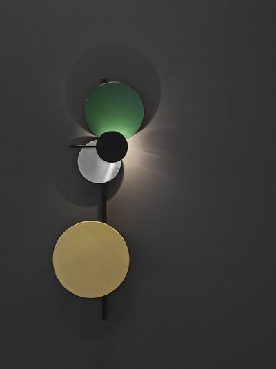 The Planet Lamp by By Mette Schelde for  PLEASE WAIT to be SEATED #contemporary #lighting #jpwarreninteriors