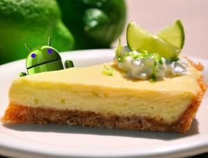 Android 5.0 Key Lime Pie to Launch in Late October    Rumor: Android 5.0 Key Lime Pie to Release in October 2013?    Android 5.0 Key Lime Pie to Launch in Late October  http://www.linuxandroid.me/android-5-0-key-lime-pie-to-launch-in-late-october/