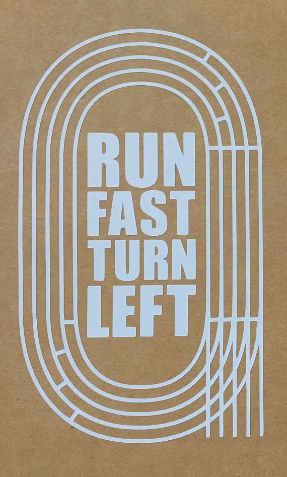 Track & Field Vinyl Decal