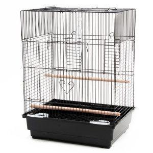 Super pet treat play learn parakeet bird cage