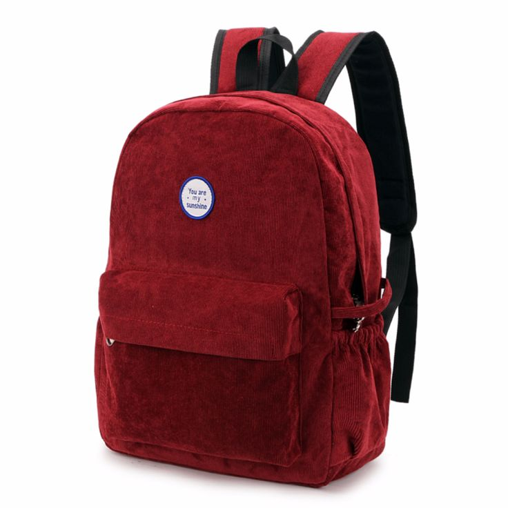 Retro Backpack For Women //Price: $12.95 & FREE Shipping //