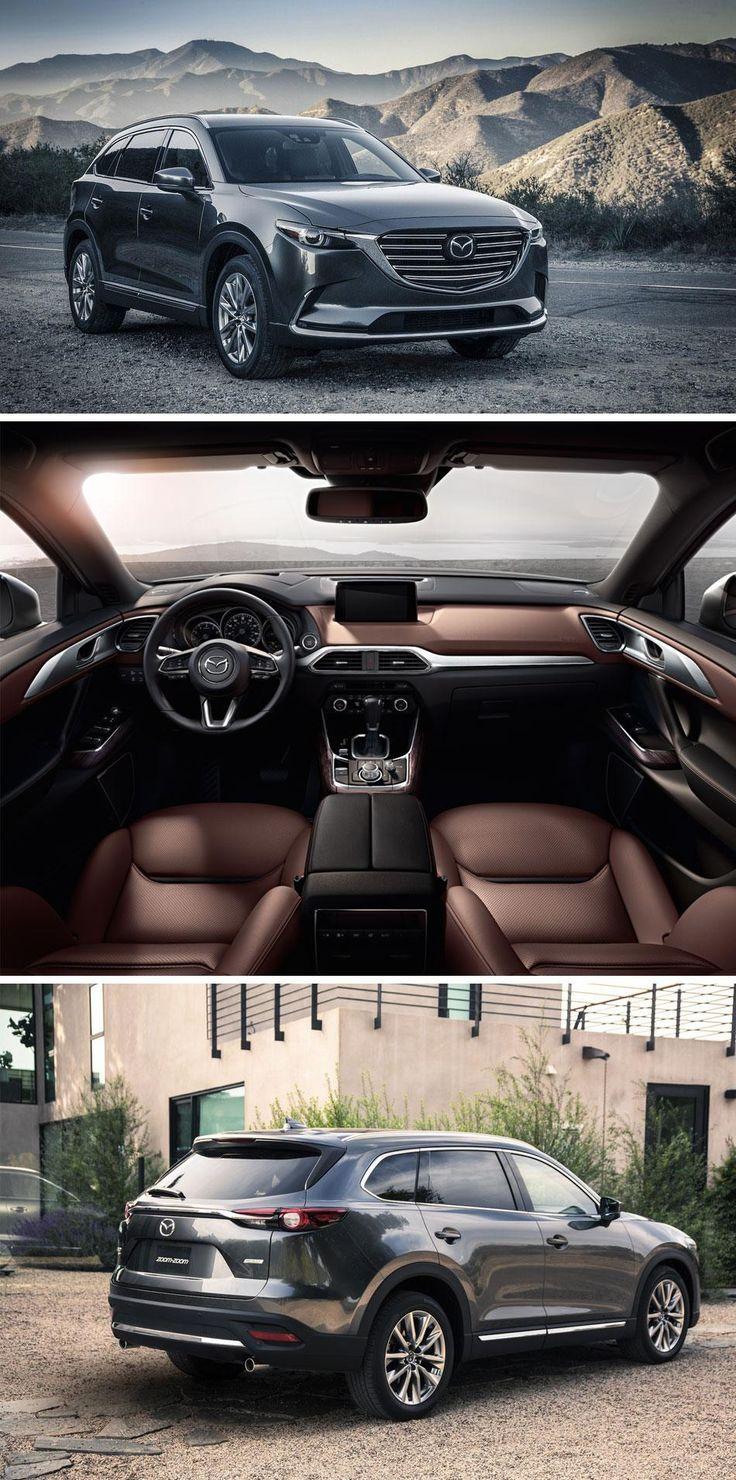 The Mazda CX-9