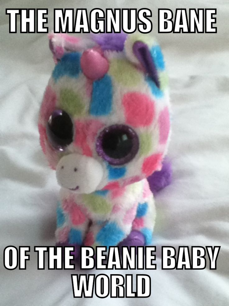 Shadowhunters the mortal instrumentsCity of bones the Magnus bane of the beanie baby world  TMI