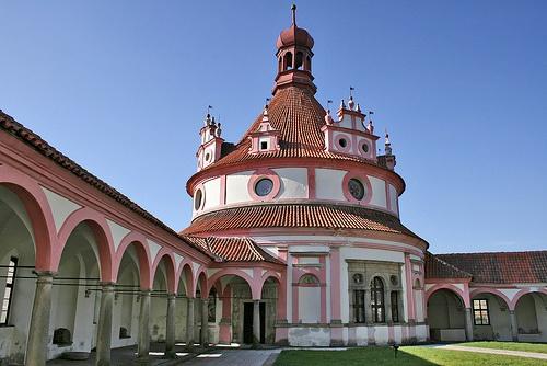 Rondel    Jindřichův Hradec, Czech Republic