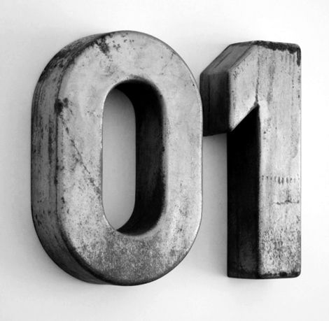 O1: Decor Ideas, Studios, Interiors Design, Graphics, Typography Art, Letters, Typography Inspiration, Houses Numbers, 3D Typography