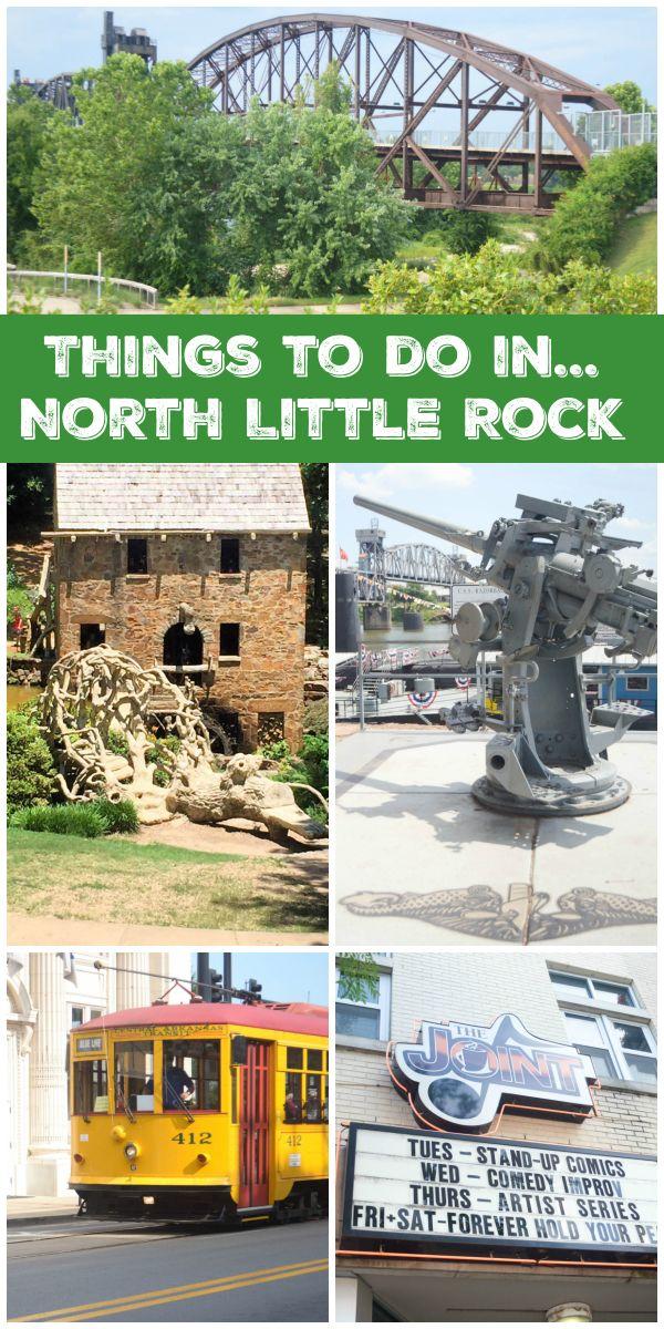 Exploring North Little Rock - Your Gateway to Central Arkansas #ExploreNLR #ad
