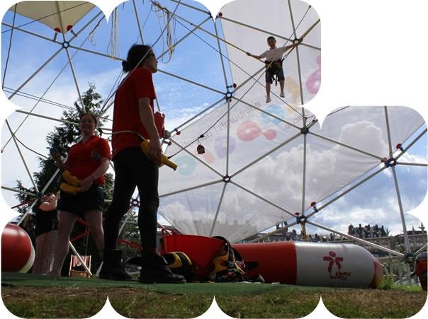 bungydome -eng | BubbleParc