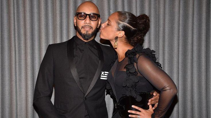 Alicia Keys and Swizz Beatz Celebrate 7th Wedding Anniversary on Instagram-Alicia Keys and Swizz Beatz Celebrate 7th Wedding Anniversary on Instagram