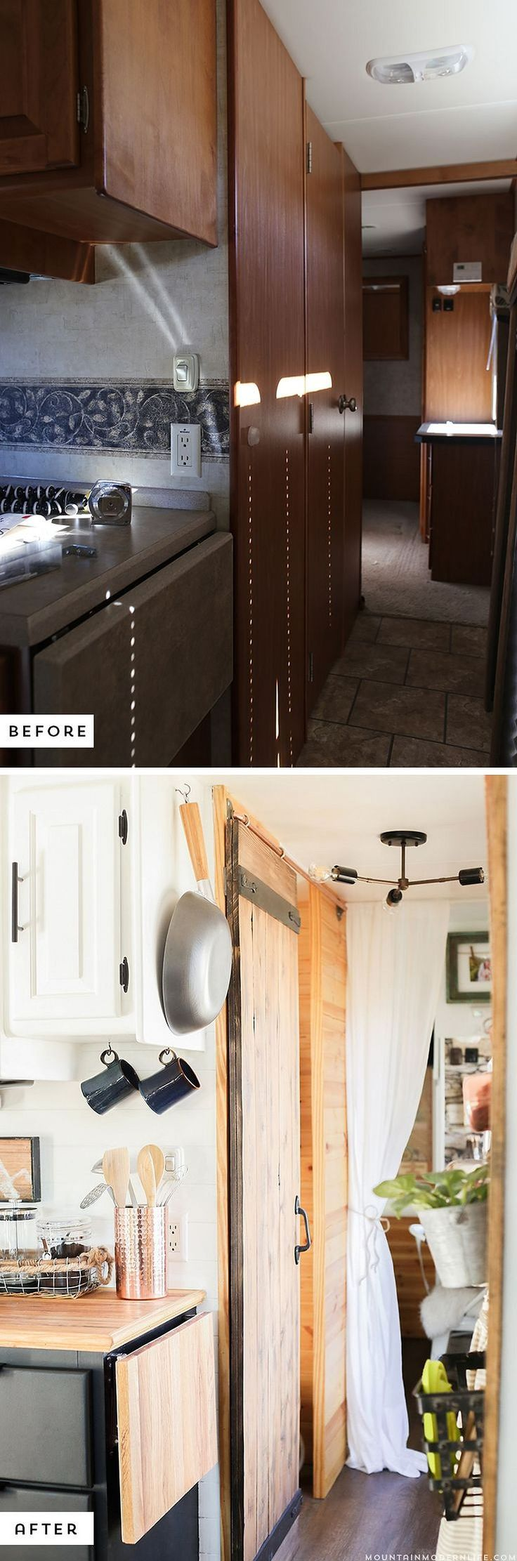 Nice 30 Easy RV Camper Remodel Ideas with Before and After Comparison https://pinarchitecture.com/30-easy-rv-camper-remodel-ideas-with-before-and-after-comparison/