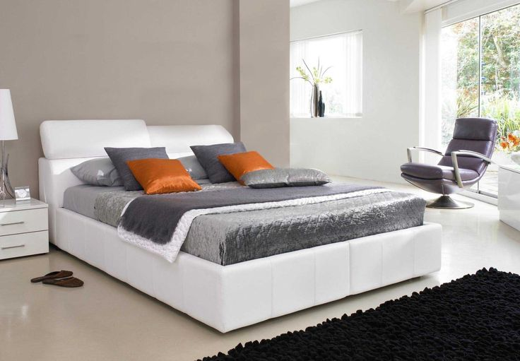 Kler babylon double bedstead at furniture village kler for Furniture village beds