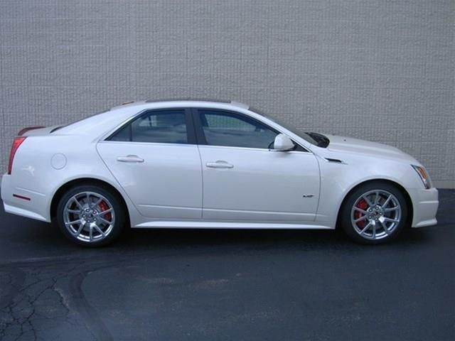 2014 cadillac cts v base base 4dr sedan sedan 4 doors white for sale in waukesha wi source. Black Bedroom Furniture Sets. Home Design Ideas
