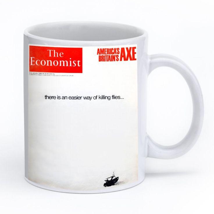 Mug: There is an easier way of killing flies