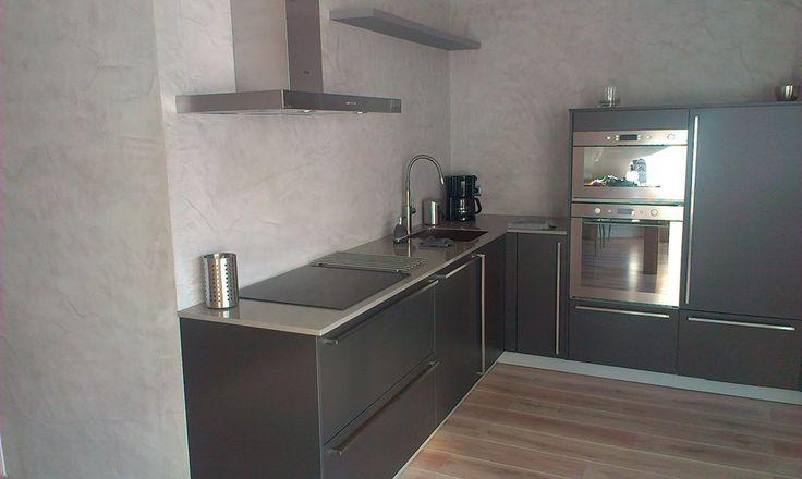 Beton-Cire keuken Www.stucadoorstiens.nl