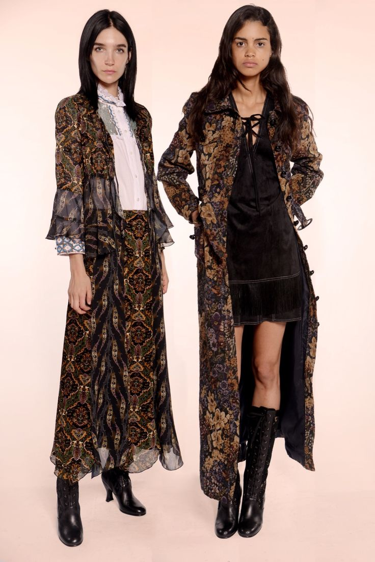 Anna Sui Resort 2016 - Collection - Gallery - Style.com