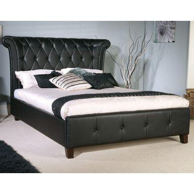 Honora Upholstered Bed Frame