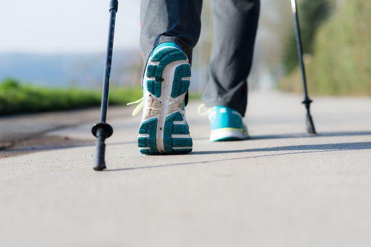 Скандинавская ходьба с палками: как правильно ходить и | Высоцкая Life