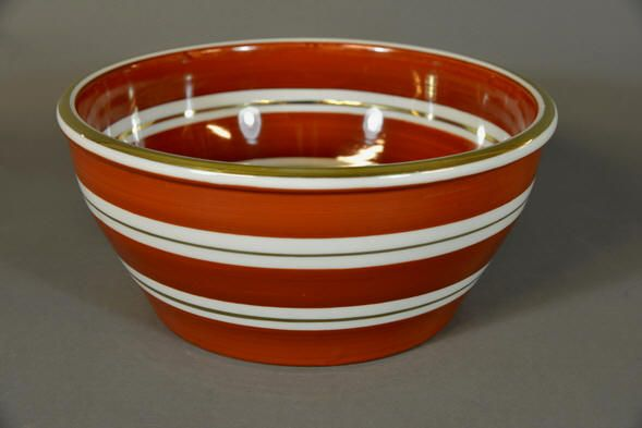 PP-Bowl (NG) D:23.5cm. Nora Gulbrandsen for Porsgrund Porselen