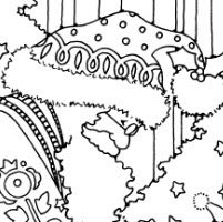 mary engelbriet fabulous art to copic color coloring book page