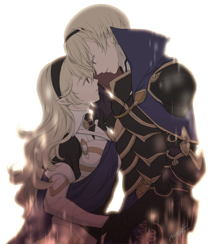 Leo/Leon and Kamui Fire Emblem Fates