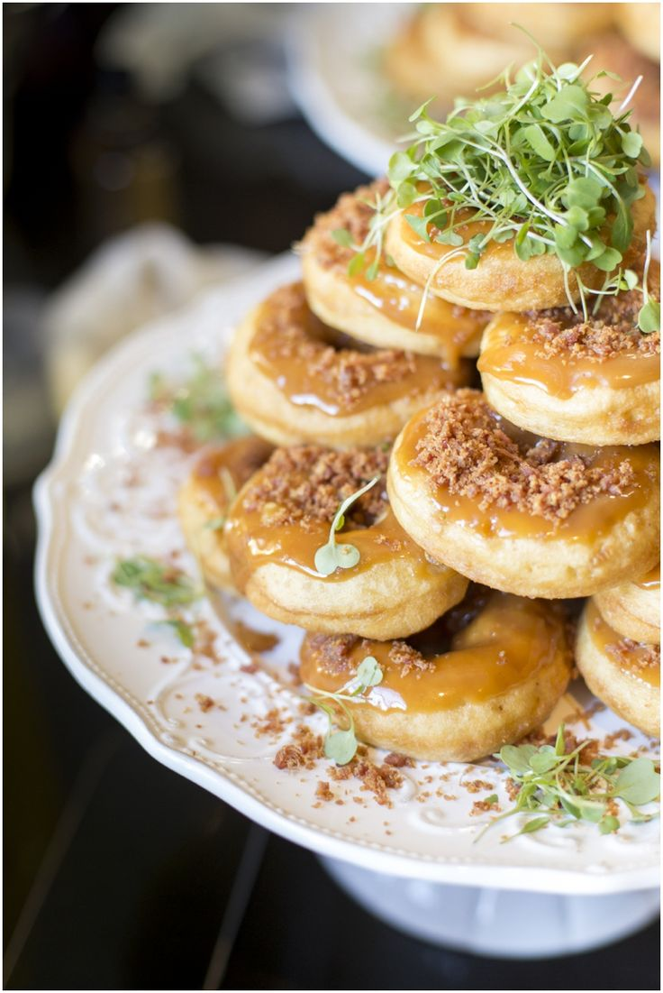 Salted Caramel & Bacon Doughnuts, I Love Pretoria: Weekend delight with Sunday Pop-Up Eatery
