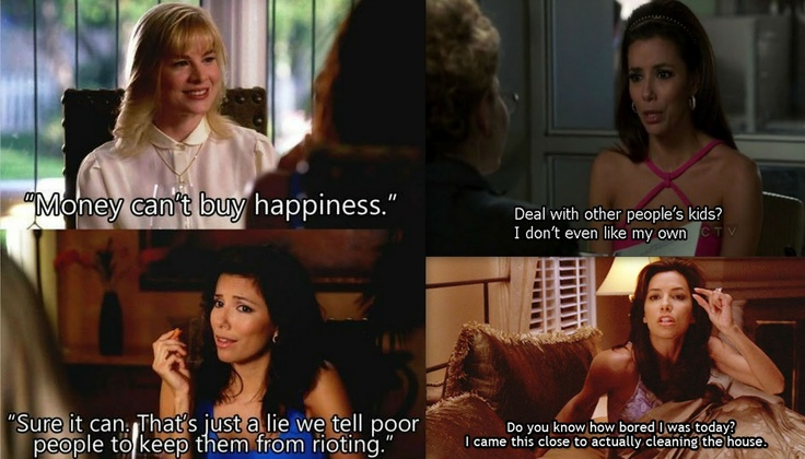 Gabi from Desperate Housewives quotes