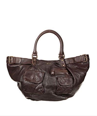 Soldes Sacs Monshowroom, achat Cabas cuir marron Joy Ikks women prix Soldes Monshowroom 275.00 €