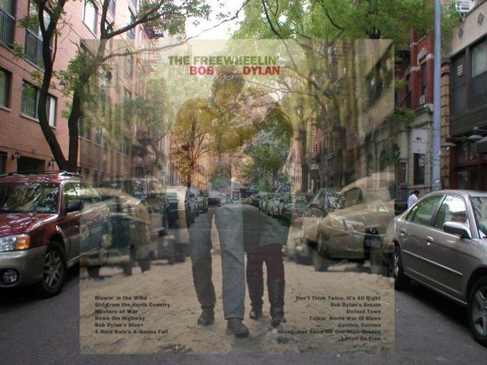 Locações de capas de álbuns antigos | O Buteco da Net: Dylan O'Brien, Bobs Egan, New York Cities, Albums Covers, Bobs Dylan, Covers Photo, Place, Covers Art, Digital Camera