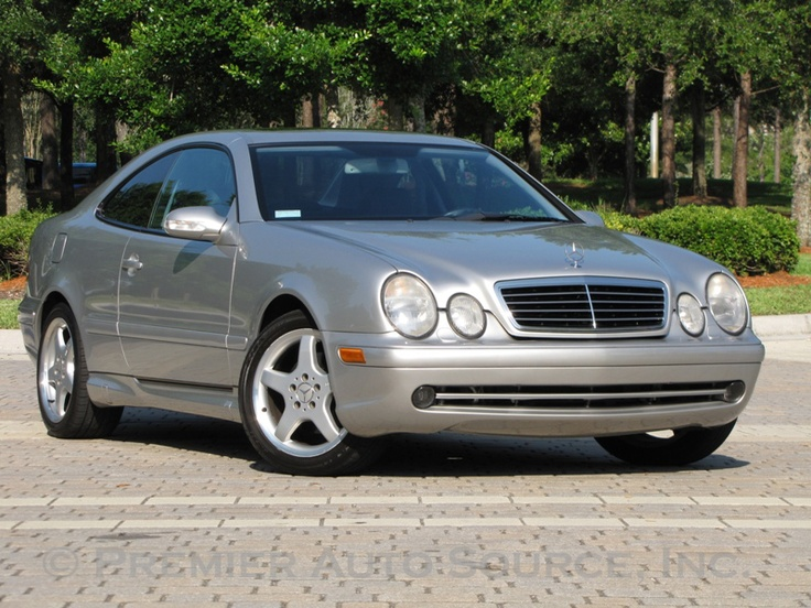 2002 Mercedes CLK430.  This piece of German technology was my nemesis in the early 2000s.  My husband gave her a lot of attention.