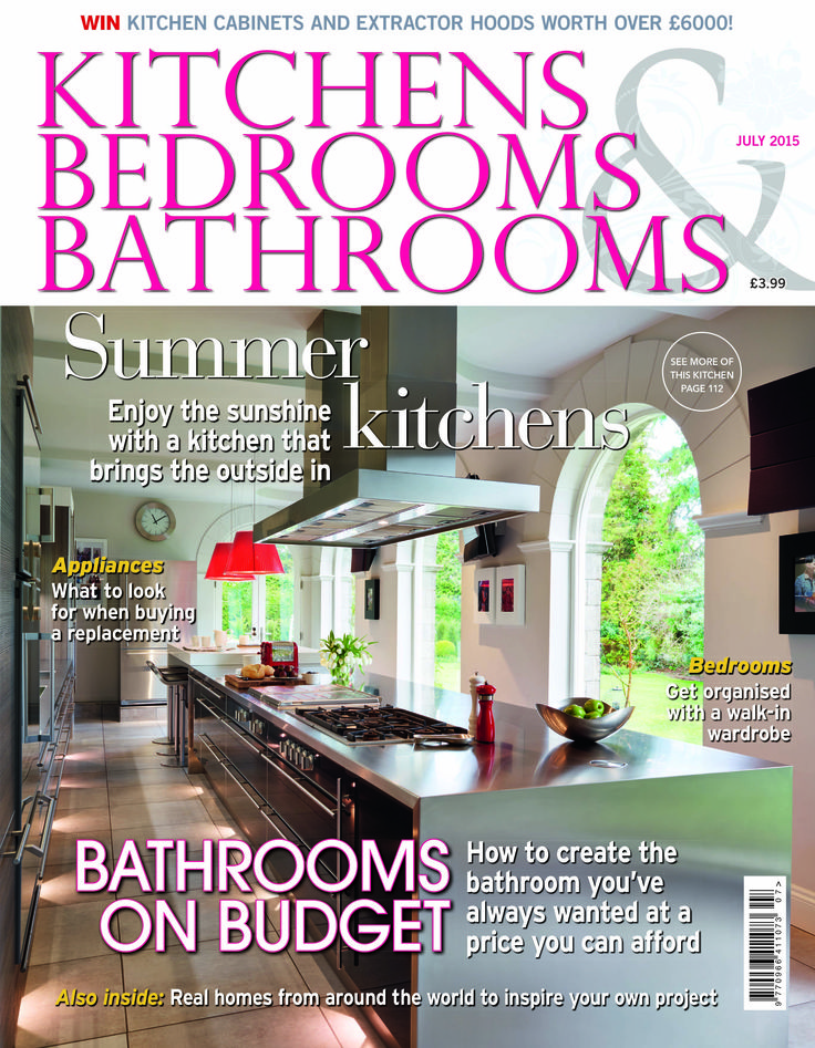 Photo Album For Website Kitchens Bedrooms u Bathrooms magazine July
