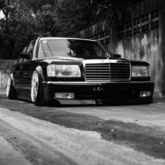 nice #Mercedes 190 #MercedesBenzofHuntValley... Autos