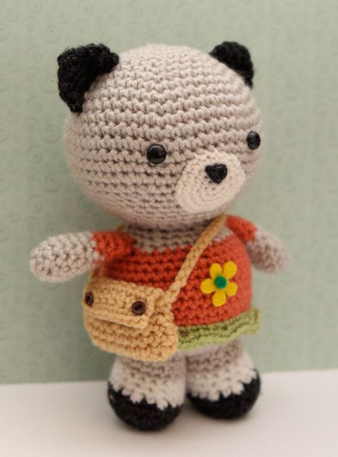 Neko Cat amigurumi crochet pattern by Little Mugglesn $4.99