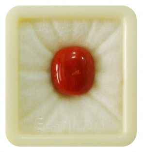 Italian Astrological Coral 10.45ct