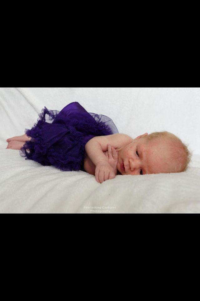 Baby Emma in her Tu Tu