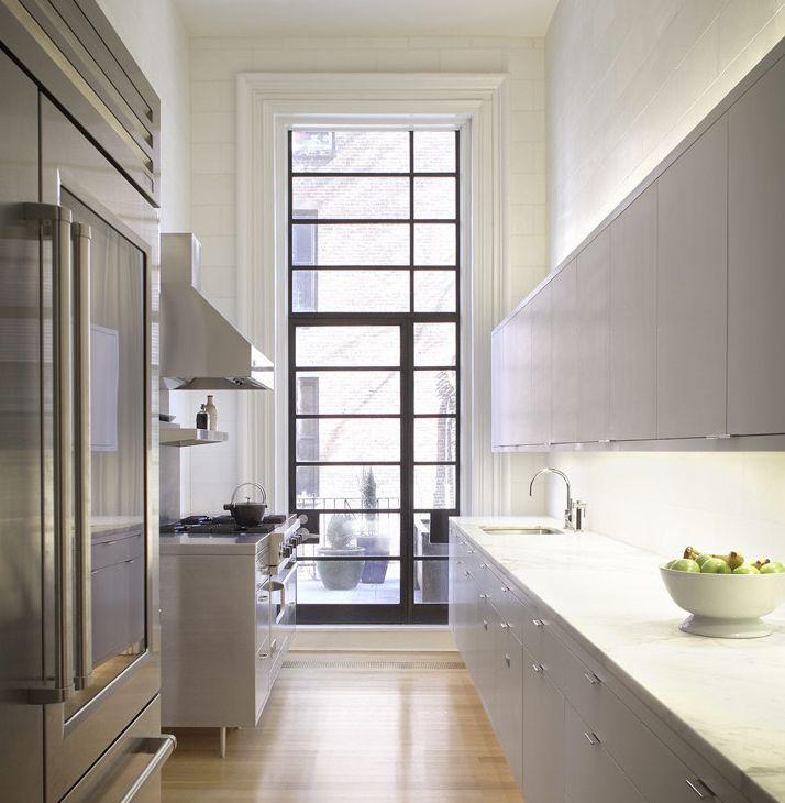 Best 17 Best Images About Galley Kitchen Design Ideas On 640 x 480