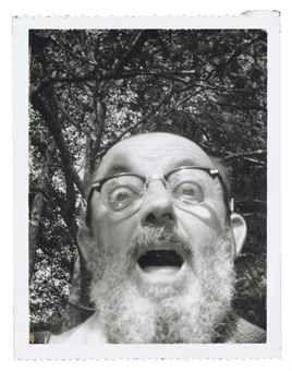 ANSEL ADAMS (1902-1984)  SELF PORTRAIT, C. 1950