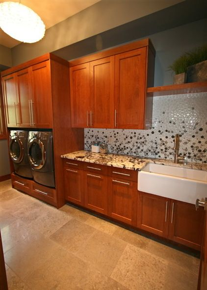 Laundry Room by Taylor Design