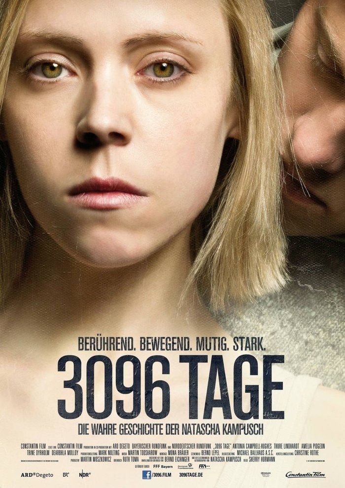 3096 Tage -An important film to see. On psychopathy and survival